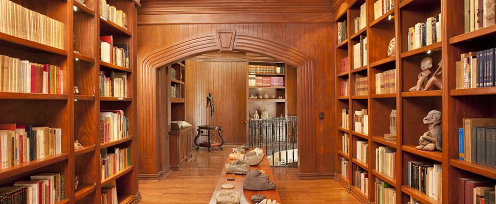 La Biblioteca de Fernando Benítez