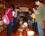 Escritores invitados a la FIL de Monterrey 2012 se reúnen en la Biblioteca Fernando Benítez