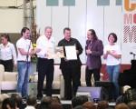 Jorge Octavio Vázquez González Presidente de la FIVS recibe reconocimiento por su voluntad de ayudar
