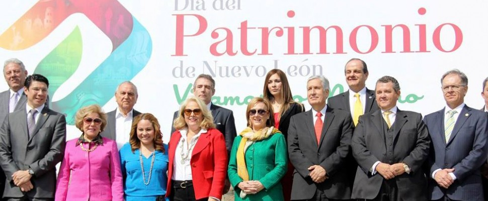La FIVS en el evento de lanzamiento y presentación del Día del Patrimonio de Nuevo León